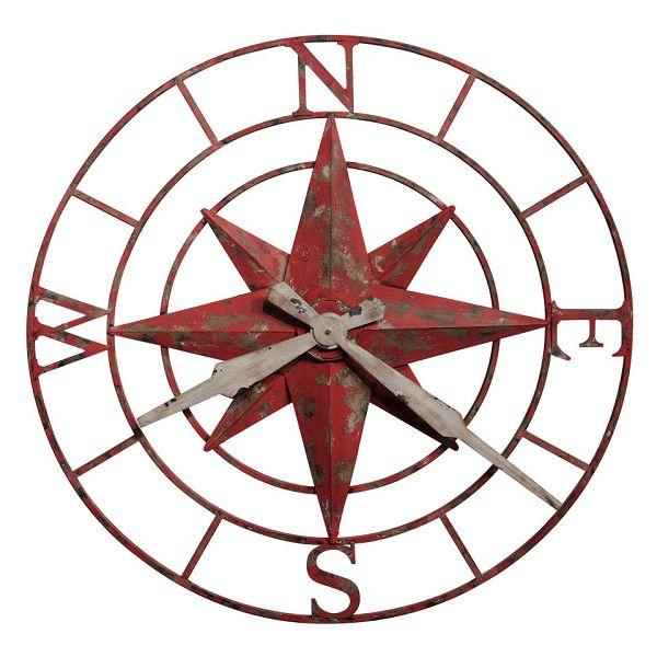 アンティーク調でお洒落!ハワード・ミラーHoward Miller社製掛け時計 Compass Rose 625-633 大型掛け時計