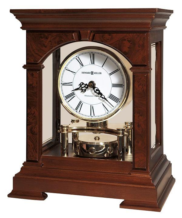 アンティーク調でお洒落!ハワード・ミラーHoward Miller社製 報時置き時計 STATESBORO 635-167