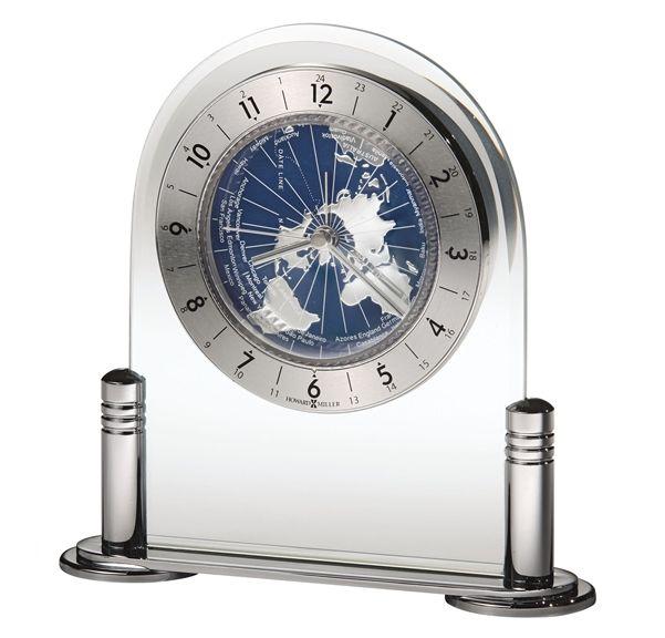 Howard Miller置き時計 DISCOVERER 世界時計 ハワードミラーTable Clock 645-346