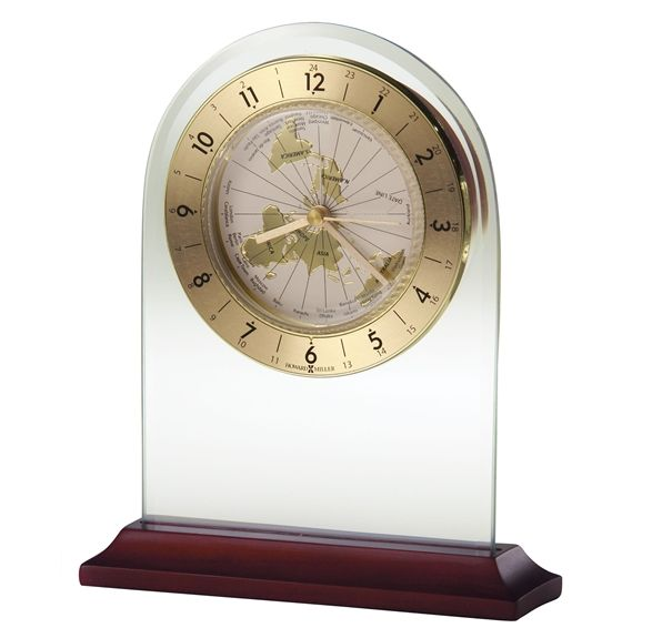 Howard Miller置き時計 WORLD TIME ARCH ハワードミラーTable Clock 645-603