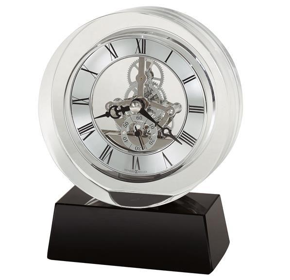 Howard Miller置き時計 FUSION ハワードミラーTable Clock 645-758  クリスタル