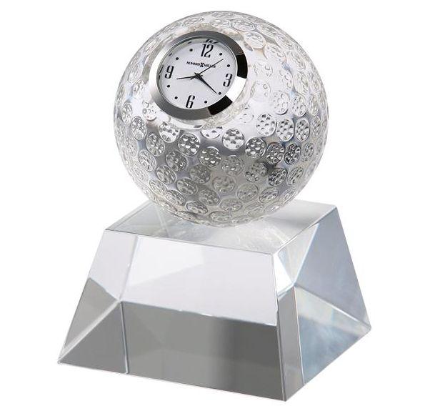 Howard Miller置き時計 FAIRWAY ハワードミラーTable Clock 645-764  クリスタル