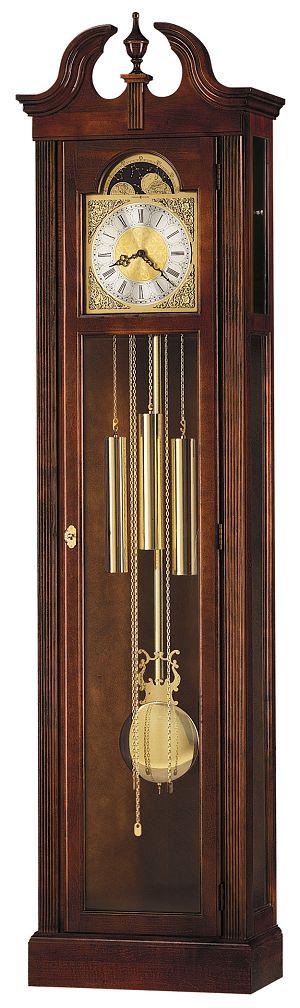 重厚で気品ある調度品、格調高く時の訪れを告げます!Howard Miller ハワードミラーホールクロック CHATEAU 610-520 FLOOR CLOCK