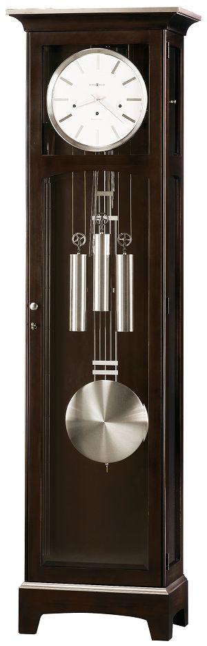 洗練されたデザインで格調高く時の訪れを告げます!Howard Miller ハワードミラーホールクロック URBAN FLOOR CLOCK2  610-866 FLOOR CLOCK