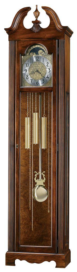 重厚で気品ある調度品、格調高く時の訪れを告げます!Howard Miller ハワードミラーホールクロック PRINCETON 611-138 FLOOR CLOCK