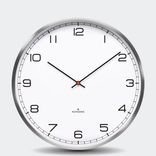 HUYGENS CLOCK オランダ INDEX掛け時計 45cm Wall Clock ARABIC45 【送料無料】