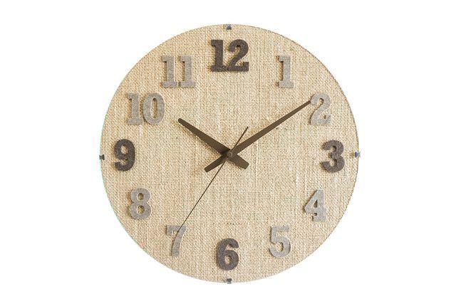 CHAMBRE壁掛け掛け時計 HEMP掛け時計 CHAMBRE CH022BR