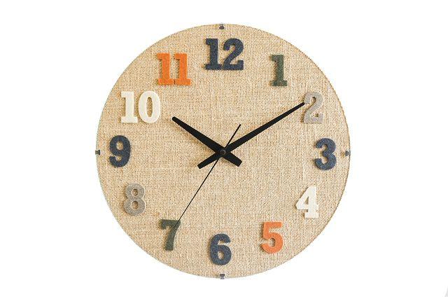 CHAMBRE壁掛け掛け時計 HEMP掛け時計 CHAMBRE CH022MC