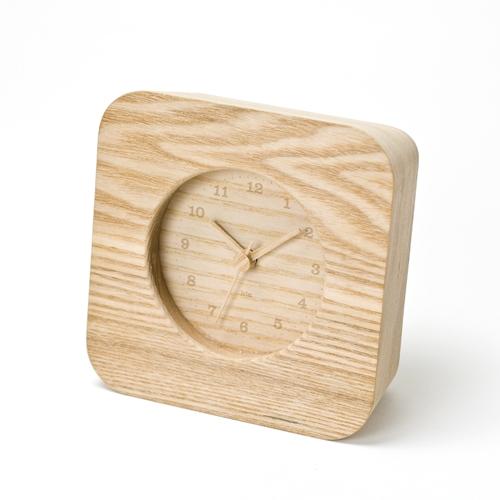 Lemnos レムノス 置き時計 cake HIL10-18