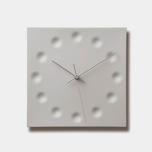 Lemnosレムノス掛け時計 Drop draw KC03-23 Lemnos掛け時計