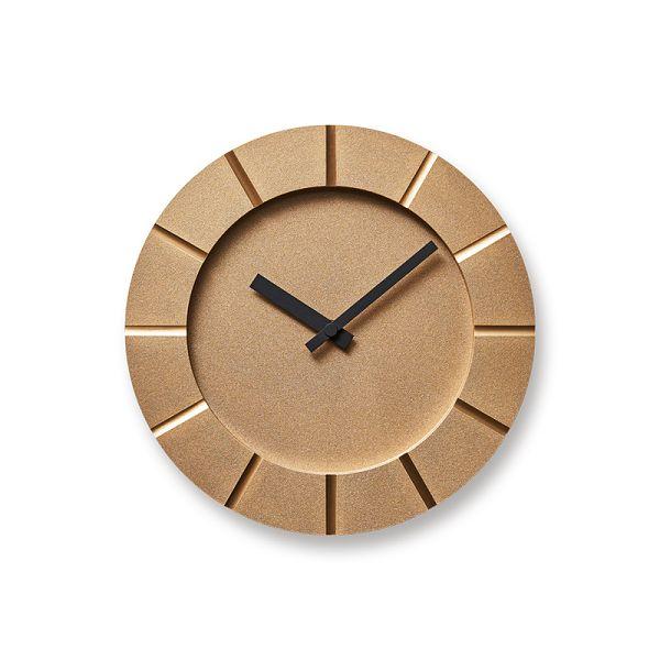 Lemnos レムノス 掛け時計 青銅掛け時計 HALO / ブロンズ MK19-05BZ