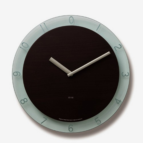 Lemnosレムノス掛け時計 SESSA SC-5000 Lemnos掛け時計