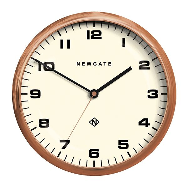 NEW GATEニューゲート掛け時計 Chrysler Wall Clock Radial Copper CWC-RC【送料無料】