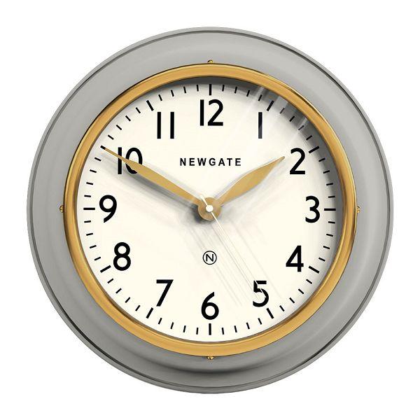 NEW GATE ニューゲート掛け時計 COOKHOUSE2 マットグレイ COOK-MGY 掛け時計 レトロな壁掛け時計 ニューゲート時計【送料無料】