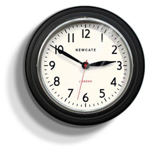 NEW GATE ニューゲート掛け時計 COOKHOUSE ブラック COOK343K 掛け時計 レトロな壁掛け時計 ニューゲート時計【送料無料】
