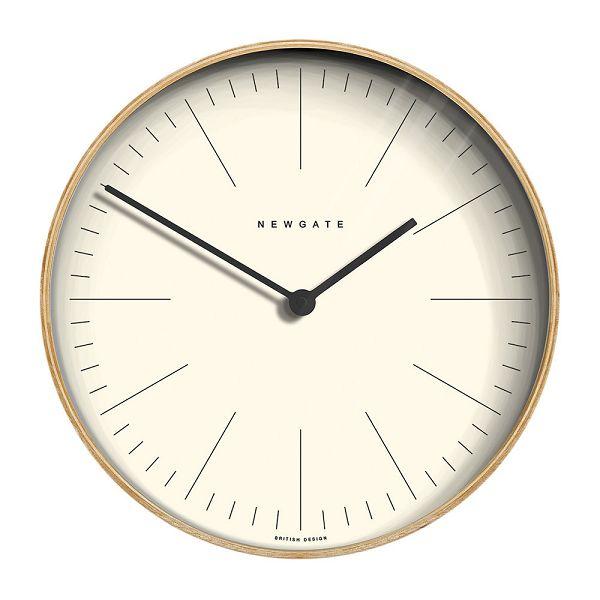 NEW GATEニューゲート掛け時計 Mr Clarke Clock - Light Plywood 40cm MCC-LP ニューゲート時計【送料無料】