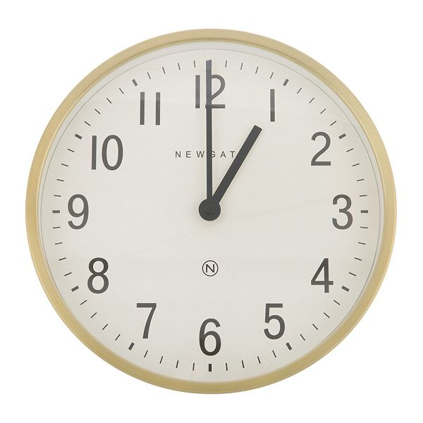 NEW GATE ニューゲート掛け時計 Master Edwards Wall Clock - Radial Brass MEWC-RB ニューゲート時計【送料無料】
