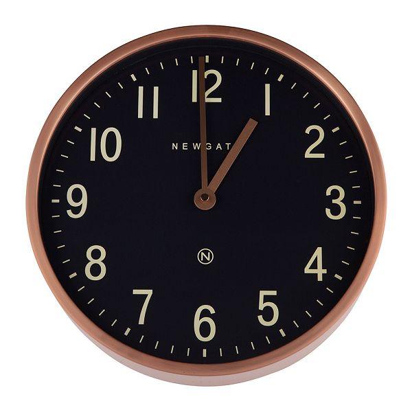NEW GATE ニューゲート掛け時計 Master Edwards Wall Clock - Radial Copper MEWC-RCBK ニューゲート時計【送料無料】