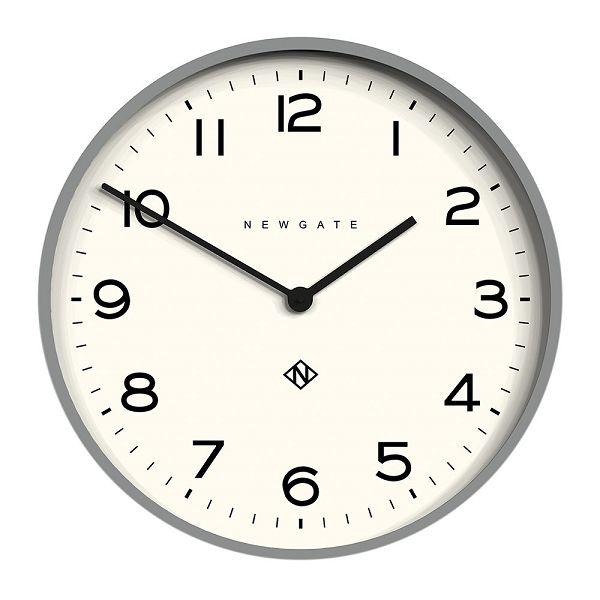 NEW GATE ニューゲート掛け時計 Number One Echo Wall Clock - Posh Grey φ530 NOEWC-PG ニューゲート時計【送料無料】