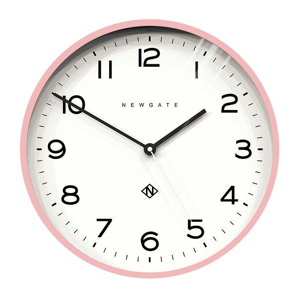 NEW GATEニューゲート掛け時計 Number Three Echo Wall Clock - Pink NTEWC-PK ニューゲート時計【送料無料】