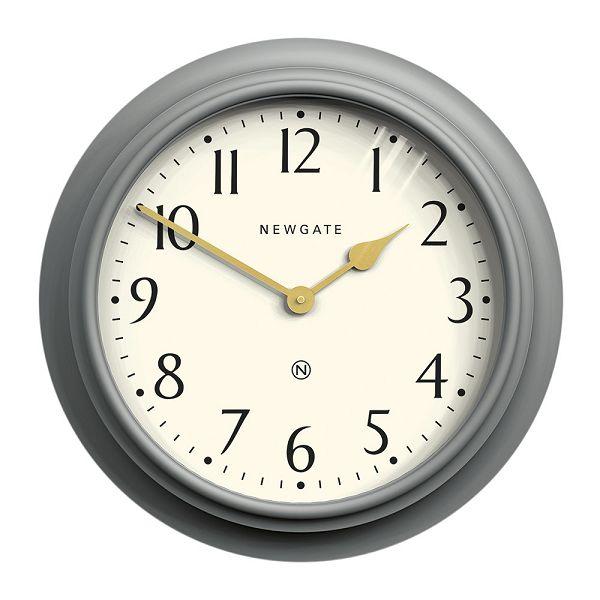 ニューゲート掛け時計 Westhampton Wall Clock Posh Grey NEWGATE掛け時計 WEST-PGY 大型 ニューゲート時計【送料無料】【楽ギフ_のし】【楽ギフ_メッセ入力】【楽ギフ_名入れ】