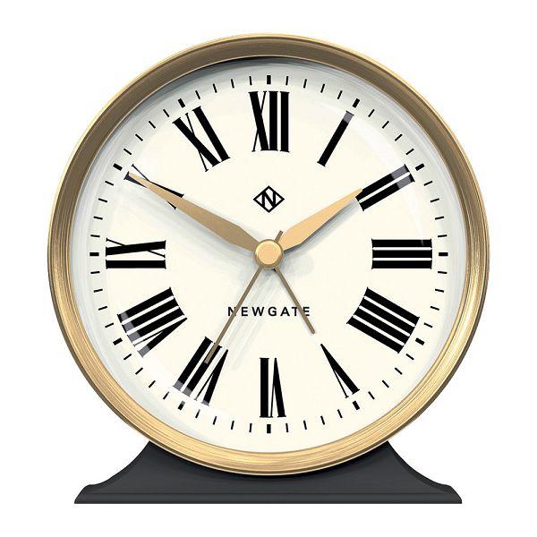 NEW GATEニューゲート アラームクロック Hotel Alarm Clock - Moonstone Grey HOTE455BGY