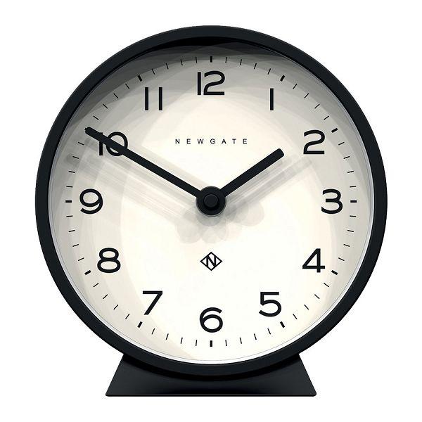 NEW GATE ニューゲート デスククロック 置時計 M Mantel Clock - Cave Black MMCDC-CB