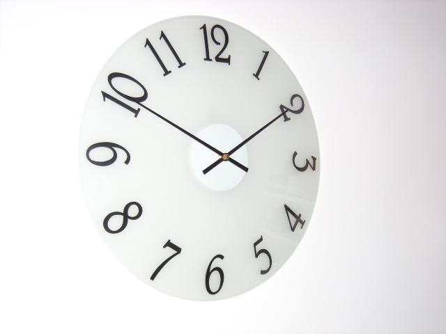 CAPITO製掛け時計 ドームガラス 【smtb-F】