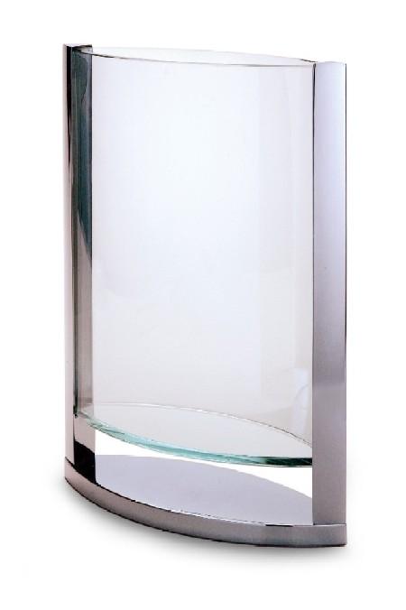 Philippi  ガラスベース ディケード30cm 123053 Philippi花瓶