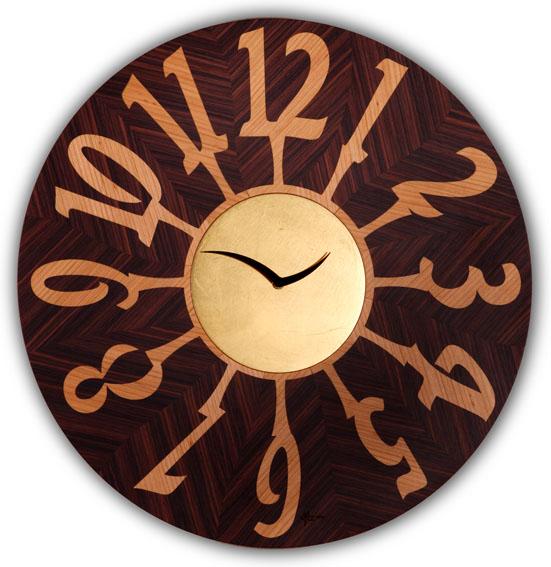 【ピロンディーニ】掛け時計 イタリア・ピロンディーニOrvieto060A 【smtb-F】