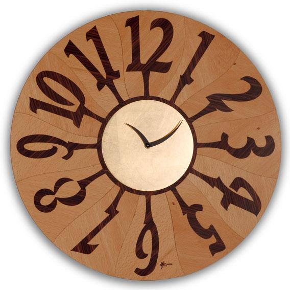 【ピロンディーニ】掛け時計 イタリア・ピロンディーニOrvieto060B  【smtb-F】