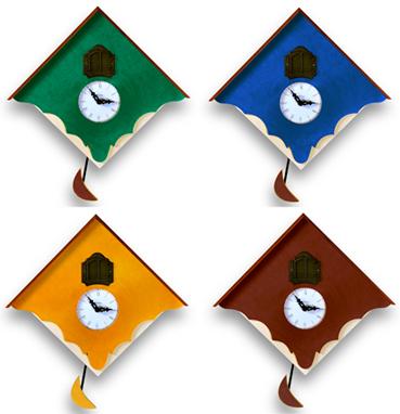 【ピロンディーニ】鳩時計  ピロンディーニ カッコー掛け時計 Chalet103 はと時計