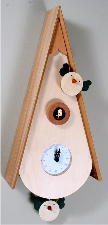 【ピロンディーニ】鳩時計  ピロンディーニ  カッコー掛け時計 Uccellini113 はと時計