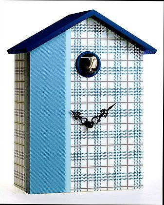 鳩時計 Pirondini カッコークロック 置き掛け兼用クロック イタリア・ピロンディーニ Scozzese147 送料無料