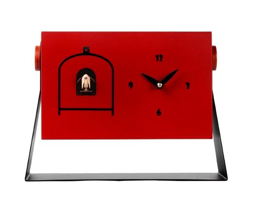 【ピロンディーニ】イタリア・ピロンディーニ置時計鳩時計 カッコークロック dondolol152