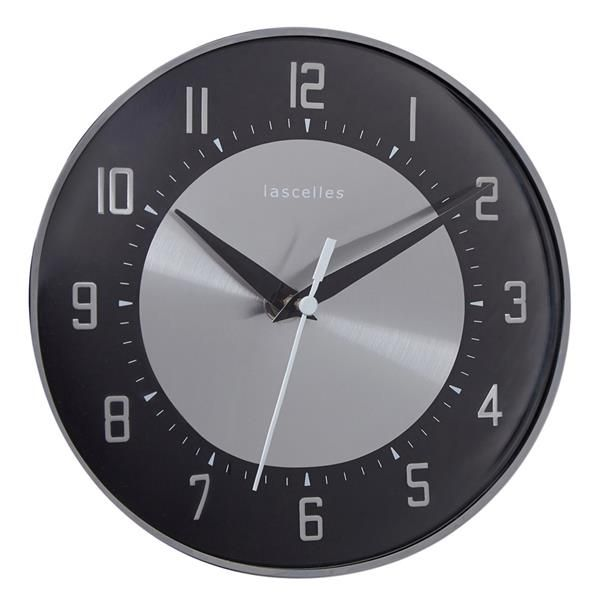 ロジャーラッセル RogerLascelles社製 DECO DOME CLOCK WALL CLOCK  DECO-DOME-BLACK