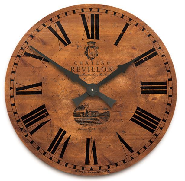 大型掛け時計 アンティーク調でお洒落 ロジャーラッセル掛け時計 RogerLascelles掛け時計 Large vineyard French wall clock 壁掛け時計 GAL-CHATEAU