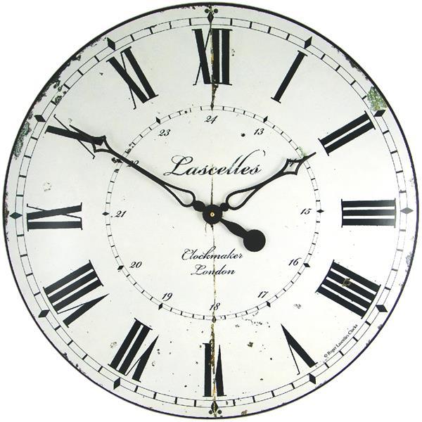 アンティーク調でお洒落!ロジャーラッセル掛け時計 RogerLascelles掛け時計 Clockmaker's Clock 壁掛け時計 ロジャーラッセル時計 GAL-CLOCKMAKER
