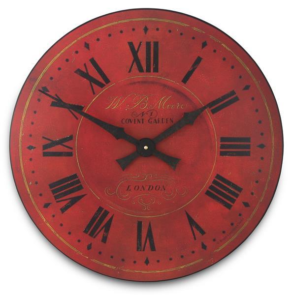 掛け時計 大型掛け時計 ロジャーラッセル RogerLascelles 掛け時計 Large Covent Garden clock design  50cm ロジャーラッセル時計 GAL-MOORE