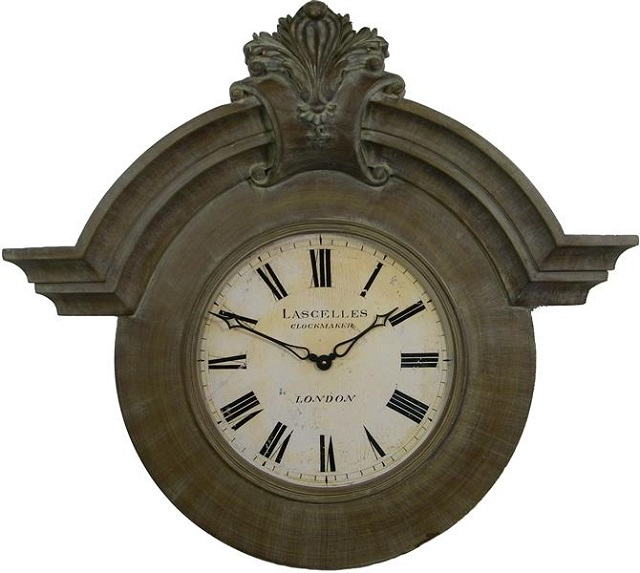 大型掛け時計 アンティーク調でお洒落 ロジャーラッセル掛け時計 RogerLascelles社製 Large Ornamental Chateau  壁掛け時計 ロジャーラッセル時計 GRAND-ORN-LASC