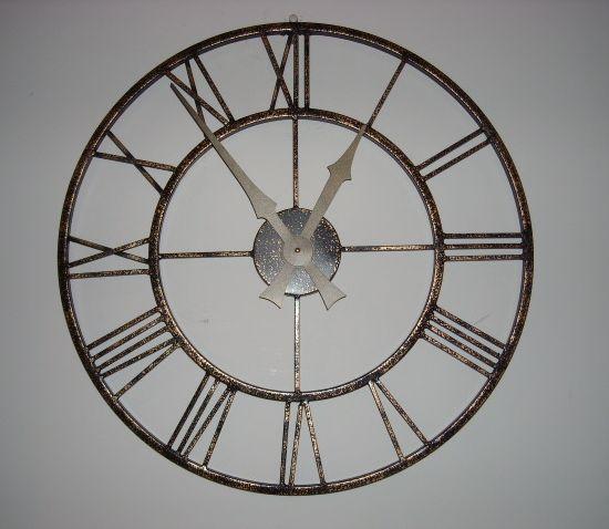 ロジャーラッセル掛け時計 大型掛け時計 レトロデザイン  屋外・屋内兼用 RogerLascelles掛け時計 Outdoor/Indoor Clock 50cm 壁掛け時計 ODC-VINTAGE