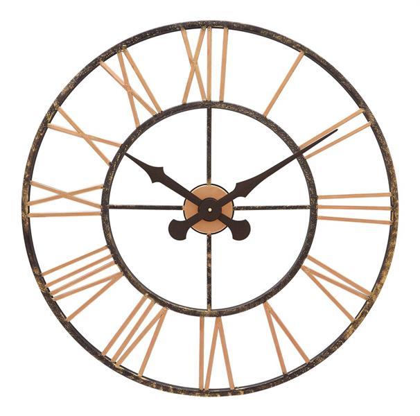掛け時計 大型掛け時計 レトロ ロジャーラッセル掛け時計 RogerLascelles掛け時計 Outdoor/Indoor Clock 70cm 壁掛け時計 ODC-XL-COPPER掛け時計