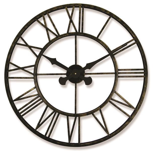 掛け時計 大型掛け時計 レトロ ロジャーラッセル掛け時計 Roger Lascelles掛け時計 Outdoor/Indoor Clock 70cm 壁掛け時計 ロジャーラッセル時計 ODC-XL-VINTAGE