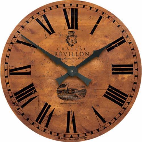 アンティーク調でお洒落!ロジャーラッセル掛け時計 RogerLascelles掛け時計 壁掛け時計 ロジャーラッセル時計 PUB-CHATEAU