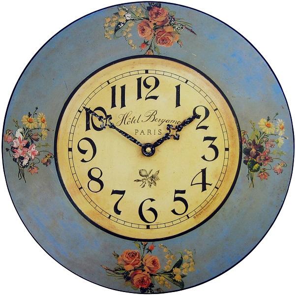 アンティーク調でお洒落! ロジャーラッセル掛け時計 RogerLascelles掛け時計 壁掛け時計 PUB-HOTEL