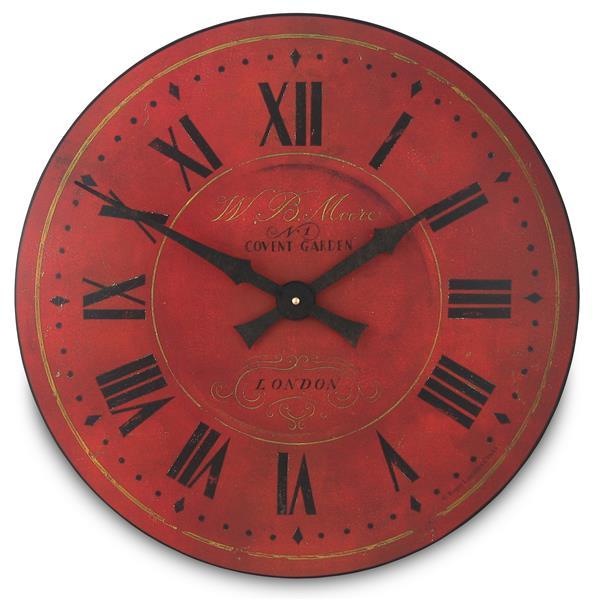 掛け時計 ロジャーラッセル RogerLascelles 掛け時計 Covent Garden Clock Design  36cm ロジャーラッセル時計 PUB-MOORE