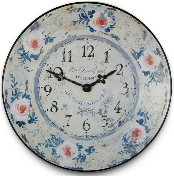 アンティーク調でお洒落!ロジャーラッセル掛け時計 RogerLascelles掛け時計 Swedish 'Lindquist' Design Wall Clock 壁掛け時計 PUB-SWEDE