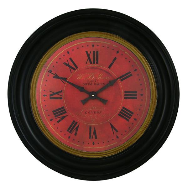 掛け時計 大型掛け時計 ロジャーラッセル Roger Lascelles 壁掛け時計 Traditionally Framed Moore Dial Clock 50cm RWB-MOORE