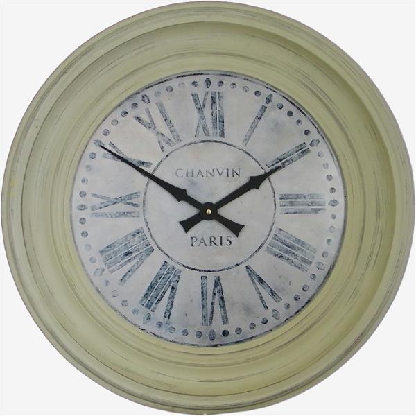 掛け時計 大型掛け時計 ロジャーラッセル Roger Lascelles掛け時計 Chanvin Dial Wall Clock 50cm 壁掛け時計 RWG-CHANVIN