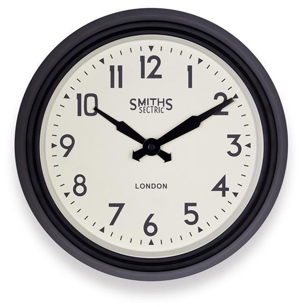 レトロデザイン!ロジャーラッセルRogerLascelles社製 Smiths Retro Clock 28cm掛け時計 SM-SM-RETRO